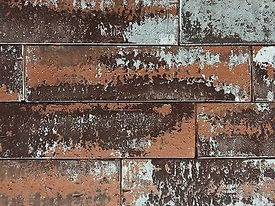 2.5x9.5 Olde-Town Glazed Extruded Brick Wall Field Tile Backsplash Kitchen -