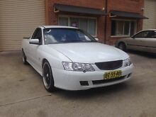 2002 Holden commodore ute need gone today! Collaroy Manly Area Preview