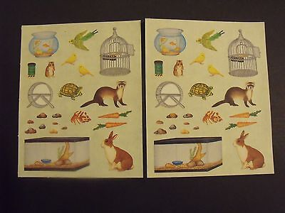 Creative Memories  Lot Two Block Stickers 4