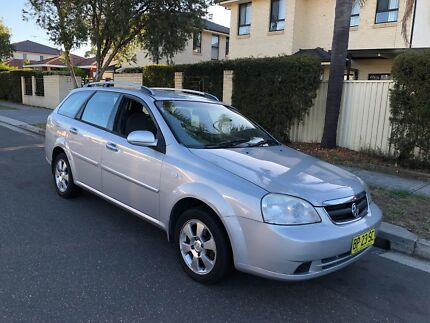 2009 Holden Viva JF Wagon Auto 4months Rego Low Kms
