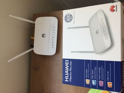 Router Huawei home gateway Maroubra Eastern Suburbs Preview
