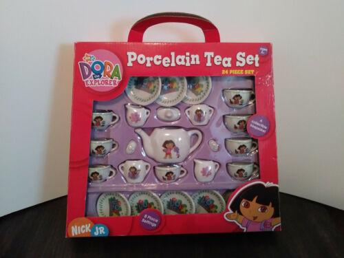 Dora the Explorer 24 piece tea set