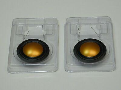 2 Monitor Audio Bronze BX2 Generic Replacement Tweeter Loud Speaker...