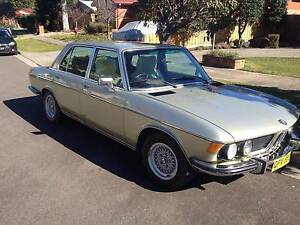 1977 BMW E3 3.0si Sedan Rowville Knox Area Preview