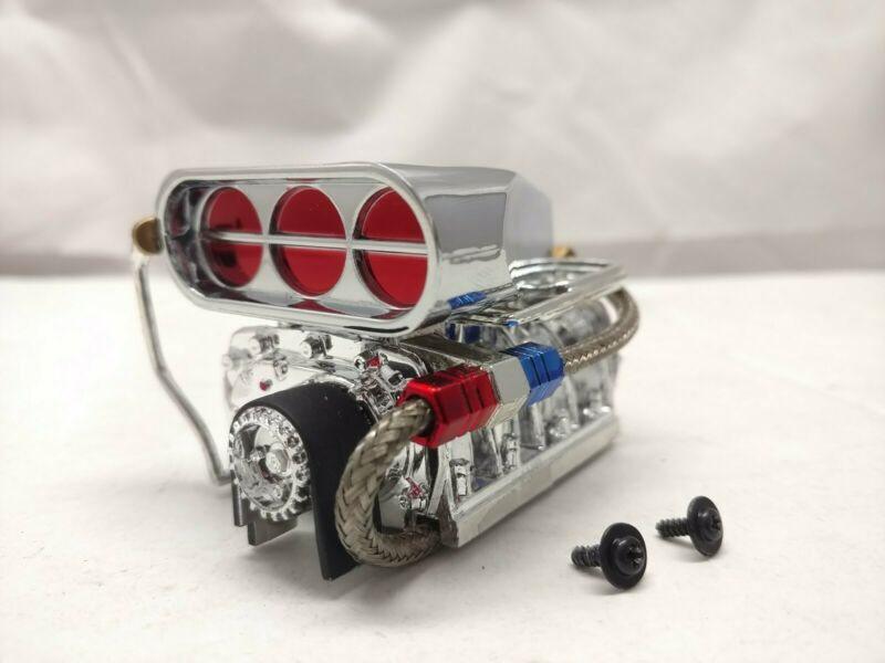 Blower Motor Only For Clod Buster Other Model Car Or RC Radio Control Customizer