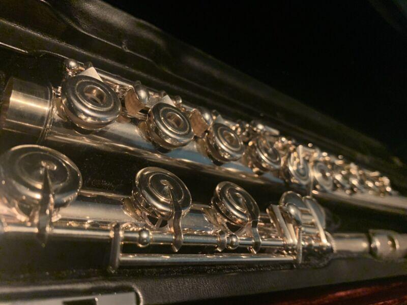 Powell Low B Professional Flute