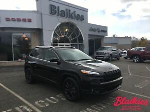 2015 Jeep Cherokee Limited | 4x4 | HEATED LEATHER SEATS | SUNROO