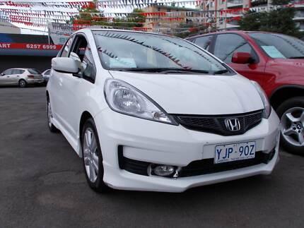 2013 Honda Jazz Hatchback