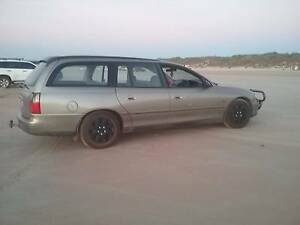 1998 Holden Commodore Wagon Cable Beach Broome City Preview