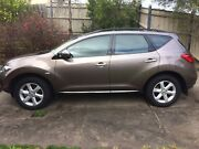 2011 Nissan Murano TI Templestowe Manningham Area Preview
