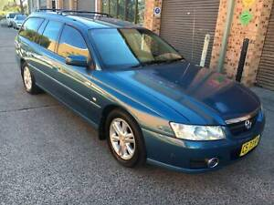 2005 Holden Commodore Berlina Wagon Smithfield Parramatta Area Preview
