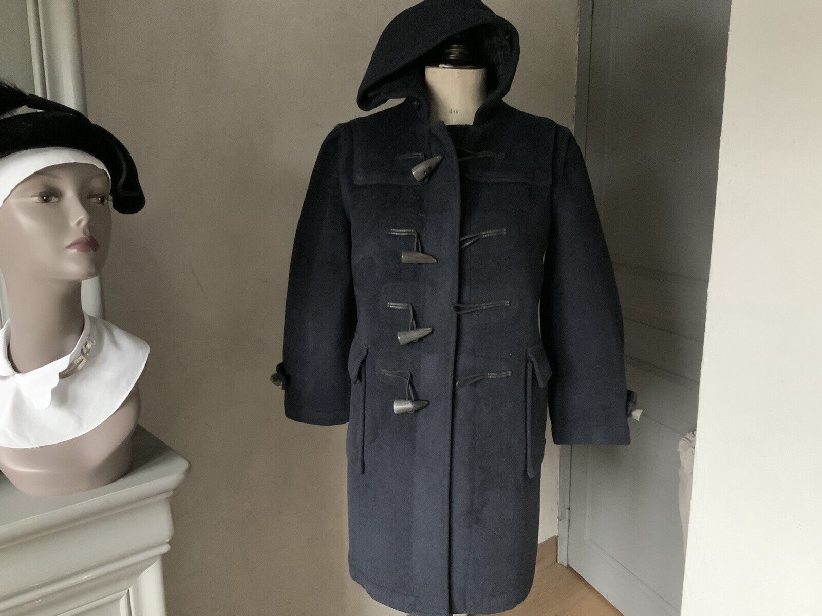 Authentique  duffle-coat england gloverall london