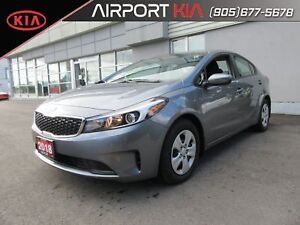 2018 Kia Forte LX /LOW KMs/  Air condition/ Bluetooth
