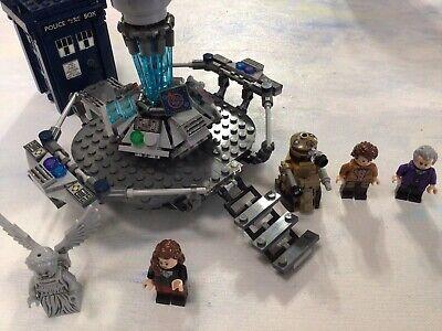 Lego Ideas 21304 Dr. Who Lego set