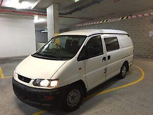 Mitsubishi express 1998 Brisbane City Brisbane North West Preview