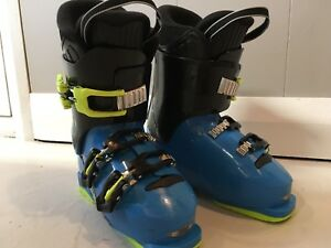 Bottes de ski junior US3
