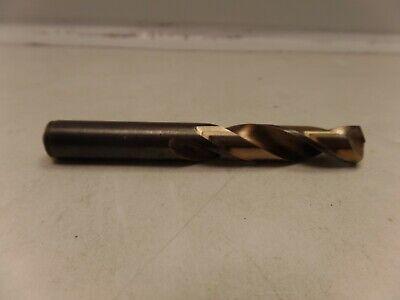 """55//64/"""" NEW in box 2 Drill Bit Taper Shank O//L=15/"""" Cle-Forge No 11-1//8/"""" F//L"""