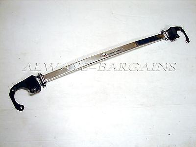 Megan Front Upper Strut Tower Bar Race Spec fit BMW E46 3 Series 99-05 M3 -