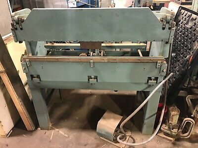 Bantam Style Pneumatic Press Brake 48