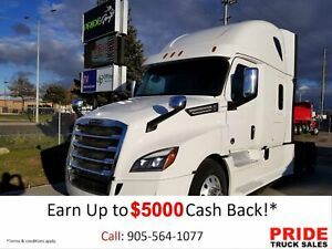 Freightliner Cascadia 2018 | Find Heavy Pickup & Tow Trucks Near Me