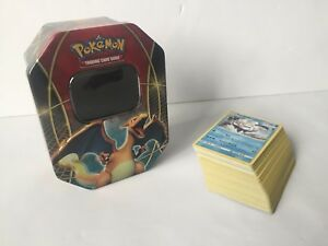 Pokemon cards with tin, super cheap