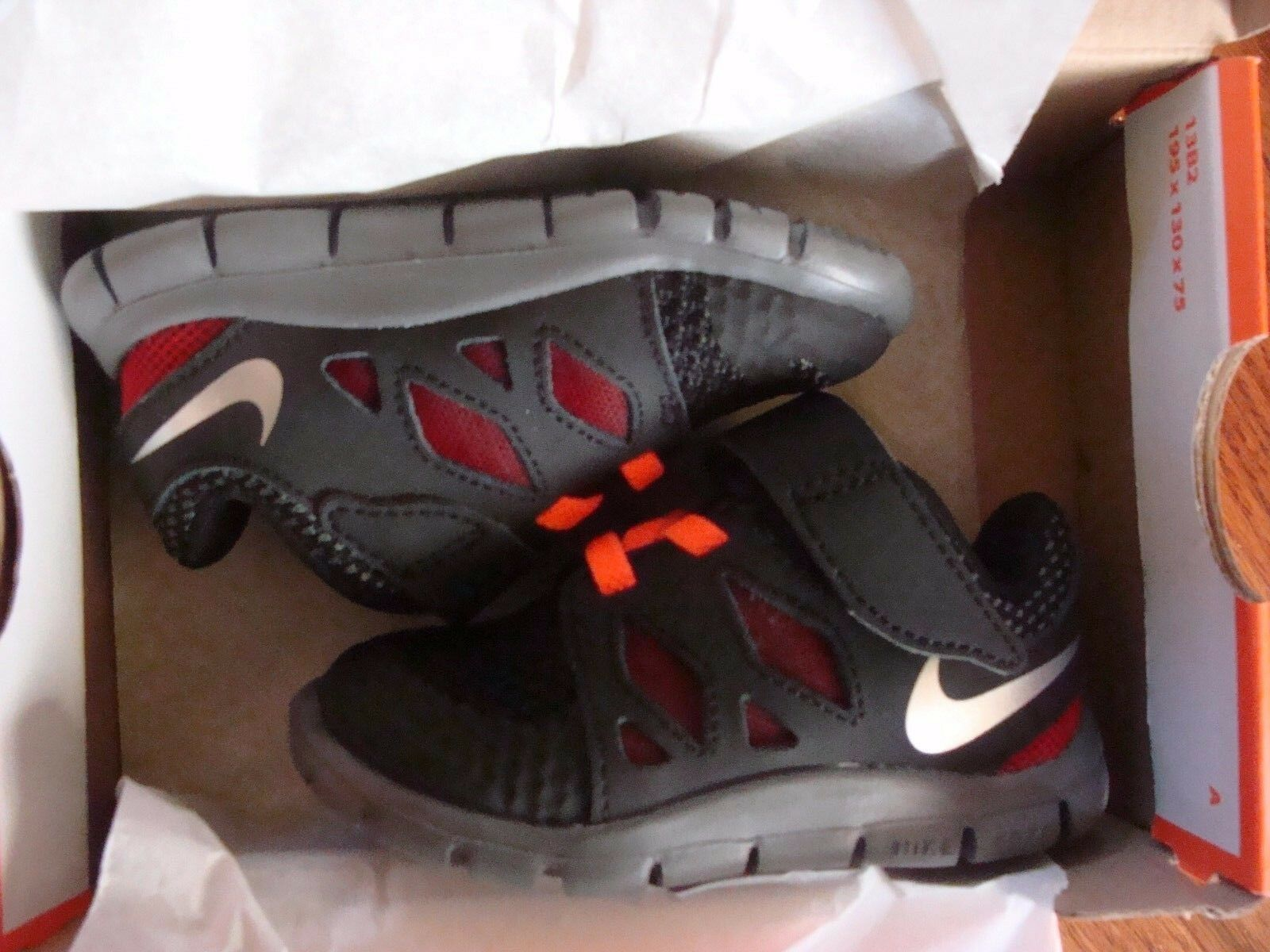 Baby Nike Free 5 (TDV) 644429 006 Size 5C~10C