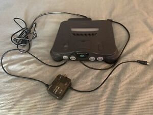 N64 System with cords, no controller