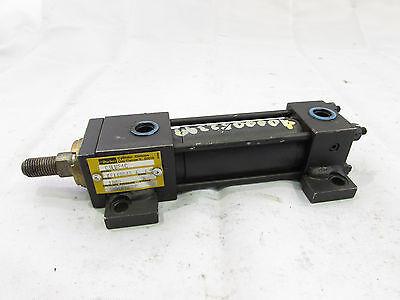 Parker C3lu24c Hydraulic Cylinder 1 Bore 2 Stroke Nnb
