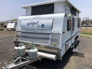 JAYCO WESTPORT OUTBACK POP TOP TANDEM AXLE Hatton Vale Lockyer Valley Preview