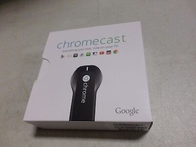 Brand New Google Chromecast 1St Generation Wi Fi Hd Media Streamer Hdmi H2g2 42