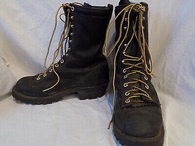 Whites Wildland Hathorn Explorer Plain Logger Firefighting Boots Mens 7.5D (231)