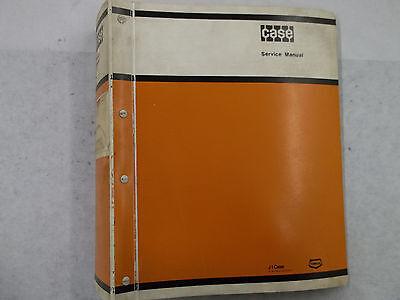 Case Model 1830 Uni-loader Skid Steer Service Manual