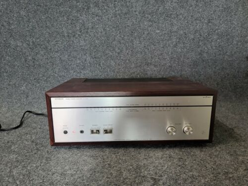 Luxman M-120a Stereo Power Amplifier