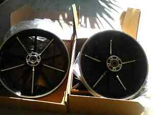 Harley Davidson breakout front and rear brand new rims in boxes Roxburgh Park Hume Area Preview