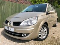 """2008/57 RENAULT SCENIC #RARE# 2.0VVTI 136BHP 6 SPEED DYNAMIQUE S """"ONLY 80K"""""""