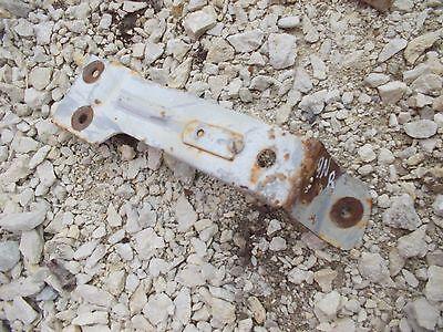 Ford 8n 9n Tractor Rear Light Mount Brace Bracket To Fender Bracket