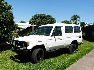 Toyota Troop carrier 1996 Condon Townsville Surrounds Preview