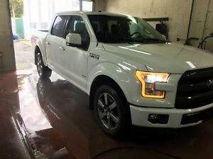 2017 Ford F-150 Lariat ***ACCIDENT FREE, 502A PACKAGE***