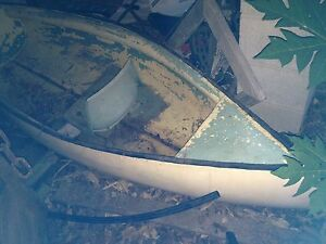Canoe fibre glass $150 Yandina Maroochydore Area Preview