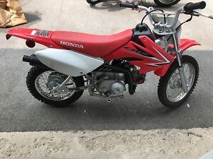 2009 Honda crf70