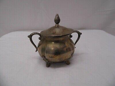 Viners Vintage Decorative Sugar Pot with Lid