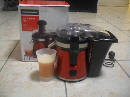 juicer (red colour) for make fresh juice at home- cheap Mount Gravatt East Brisbane South East Preview