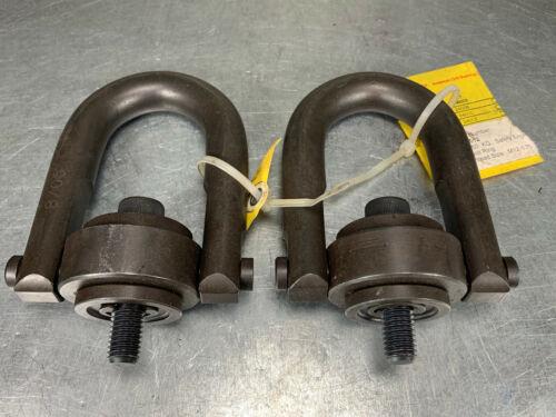 (2) ADB Swivel Hoist Ring 1050kg WLL M12 x 1.75 (24012)