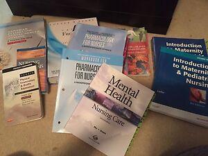 NSCC Practical nurse books (LPN course)