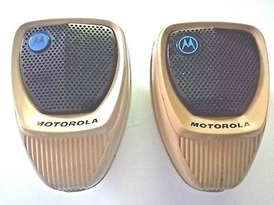 LOT of 2 Motorola HMN1061A Radio Microphones for Astro Digital Spectra MaraTrac. Buy it now for 18.99