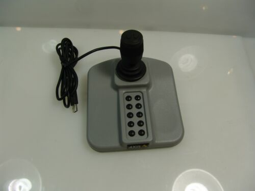 AXIS COMMUNICATIONS 0248-001 Video Surveillance Joystick Controller