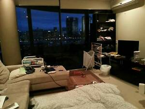 @CITY@ Studio style living room - Perfect for couple ! Docklands Melbourne City Preview