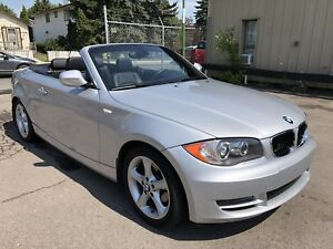 2011 BMW 1-Series 128i Convertible - Low Kms!!