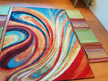 Rug & pillow cases