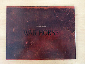Cinema Programme: WAR HORSE 2016 Jeremy Irvine Emily Watson Steven Spielberg